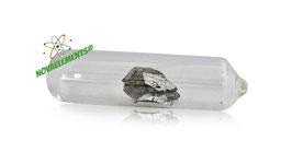 Neodymium metal 1.5 grams 99.95% argon sealed in vial 60mm