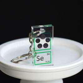 Selenium keychain