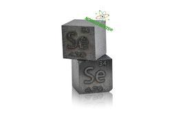 Selenium element density cube 99.99%