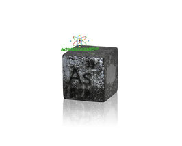 Arsenic element density cube 99.9%