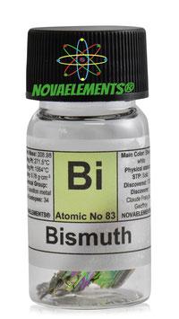 Bismuth metal crystal 99.99%