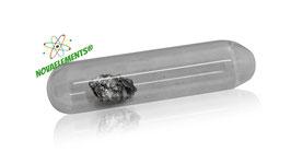 Lutetium metal shiny piece 99.95% pure argon sealed