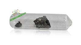 Lanthanum metal 1.5 grams 99.95% argon sealed in vial