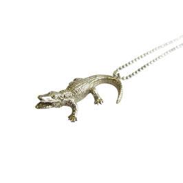 Krokodil ketting