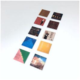 LP'S SET 3 KLEUR