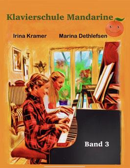 Klavierschule Mandarine - Band 3