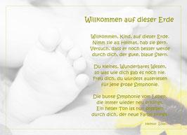 Zur Geburt & Taufe