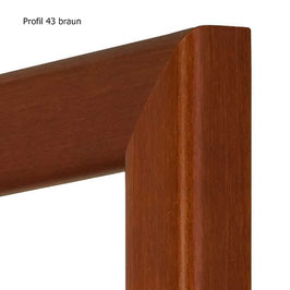 Holzrahmen Profil 43