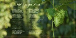 A Hof hat an Nam (Dolden quer)