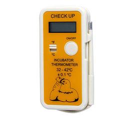 Termómetro digital Brinsea con certificado de calibración
