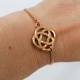 "Armband ""Cloe"" Fineline rosegoldfarben"