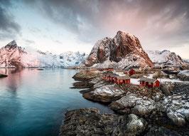 Anzahlung für Lofoten Workshop 2021