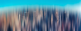 Downtown  |  New York in Motion  |  70x180 cm