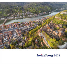 Heidelberg Photo Calendar larg size 2021
