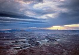 Islands In The Sky  |  USA  |  90x120 cm