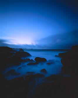 Incoming Tide  |  Atlantik  |  120x90 cm