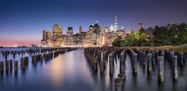 New York  |  USA  |  122x250 cm