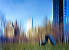 Battery Park  |  New York in Motion  |  60x82 cm