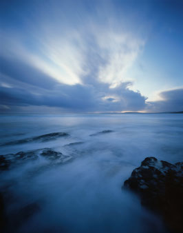 Courtmacsherry Bay  |  Atlantik  |  120x90 cm