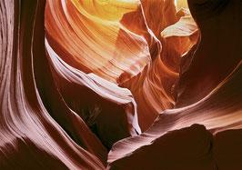 Slit Canyon  |  USA  |  90x120 cm