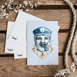 "Postkarte ""Fiete"""