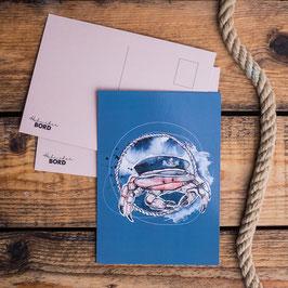 """Postkarte """"Günni"""""""