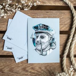 "Postkarte ""Hinnerk"""