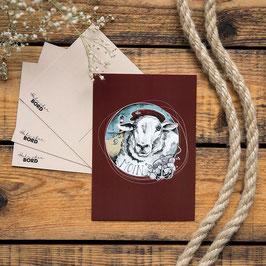 """Postkarte """"Ilse"""""""