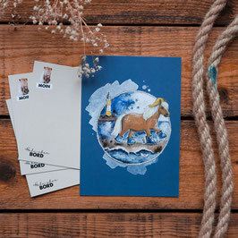"Postkarte ""Meerpaula"""