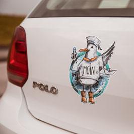 "Autoaufkleber ""Olaf 2"""