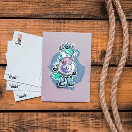 """Postkarte """"Paula"""""""