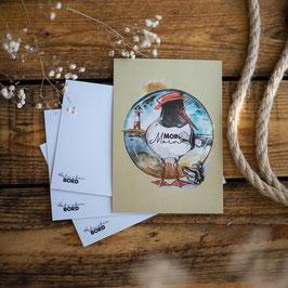 """Postkarte """"Holger"""""""