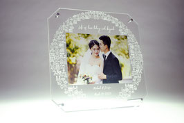 Acrylic Photo Frame Singapore Icons (6R size)