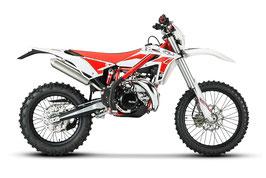 Leihmotorrad für die komplette Tour Beta X-Trainer oder Honda CRF 450 L