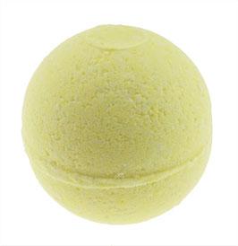 Badekugel Zitrone