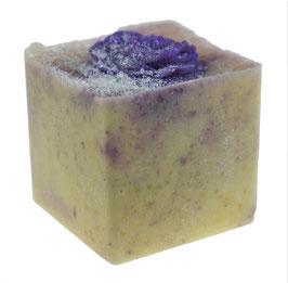 Badewürfel Veilchen