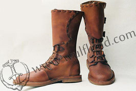 VIKING COMBAT WINTER SCHUHE, Leder