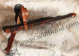 Mittelalterliche Schwertscheide - Roland