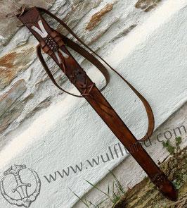 Wikinger Schwertscheide, Schnalle aus Gokstad, Norwegen