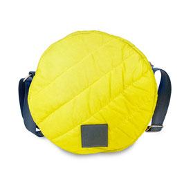 360° Handtasche Ballon Spinnaker gelb
