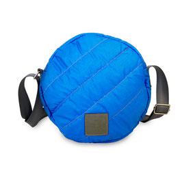 360° Handtasche Ballon Spinnaker blau