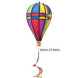 Windspiel Satorn Ballon Twister 23 in 2 Varianten