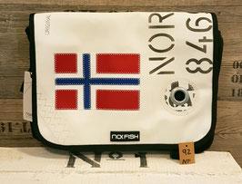NoFish Umhängetasche Sail Gr. L Norwegen NF92