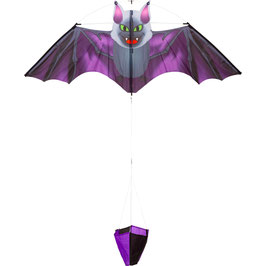 HQ Fledermaus Bat Kite Dark Fang