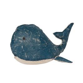 Maritimer Türstopper Walfisch