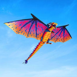 3D Einleiner Drache Giant Dragon