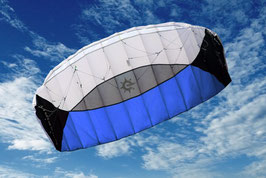 Elliot Sigma Spirit 2.5 blau Lenkmatte Trainerkite