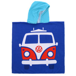 VW Bade-Poncho für Kids in 2 Varianten