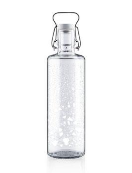 """Soulbottles Trinkflasche aus Glas """"Icebreaker"""" 1,0l"""