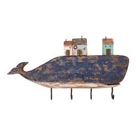 Schlüsselbrett Whale House